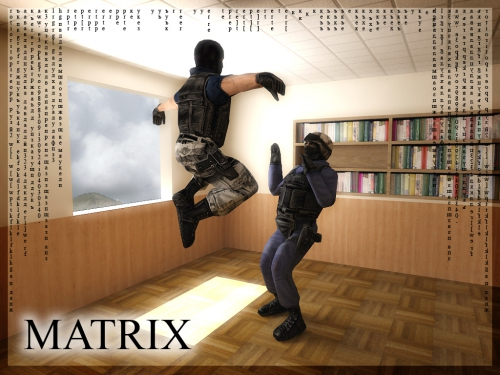 Matrix Jump