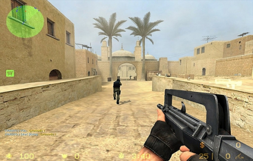 В лучшем случае, как бельмо на глазу для игрока в Modern Warfare 3.