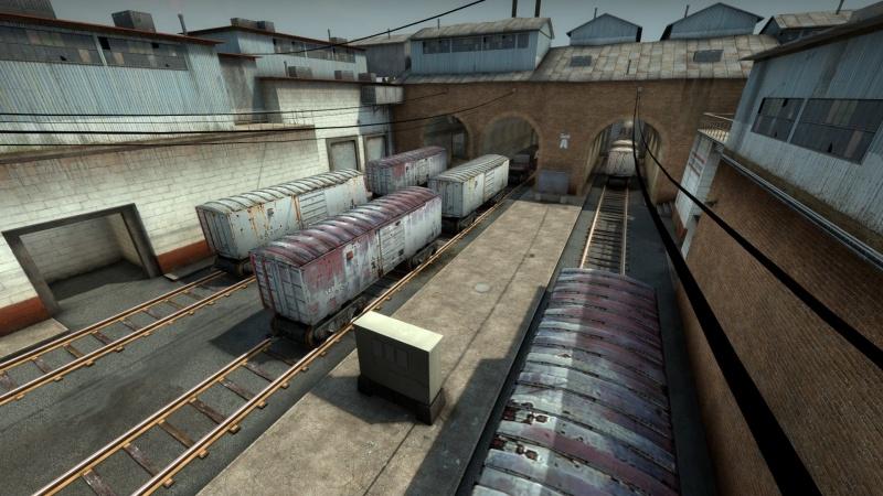 CyberSport: de_train_ve от Volcano как компромисс между старым и новым