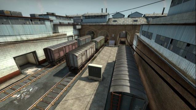 CyberSport: Обновление de_train_ve